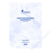VICTORIA Nyomtatvány, iktatókönyv, 100 lap, A4, VICTORIA