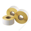 Etikett, thermo, 25x40 mm (ISCT2540)