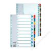 ESSELTE Regiszter, laminált karton, A4 Maxi, 1-31, ESSELTE Mylar (E100164)