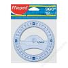 MAPED Szögmérő, műanyag, 360°, MAPED Graphic (IMA242360)