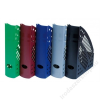 DONAU Iratpapucs, műanyag, 70 mm, DONAU, kék (D7462K)