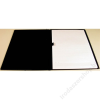 PANTA PLAST Konferencia mappa, A4, műbőr, PANTAPLAST, fekete (INP509412F)