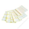 . Etikett, köralakú, 30 mm átmérő, 60 etikett/csomag (ISCIK30)