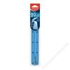 MAPED Vonalzó, műanyag, törhetetlen, 20 cm, MAPED Twist`n Flex (IMA279210)