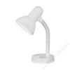 Asztali lámpa, 60 W, Basic, fehér (VLBSH)