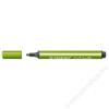 STABILO Filctoll, 1,5-2 mm, rugós hegy, STABILO Trio Scribbi, világos zöld (TST368933)