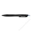 UNI Golyóstoll, 0,3 mm, nyomógombos, kék tolltest, UNI SXN-157S Jetstream Sport, kék (TU15721)