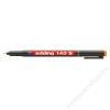 EDDING Alkoholos marker, OHP, 0,3 mm, EDDING 140 S, narancssárga (TED14071)