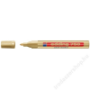 EDDING Lakkmarker, 2-4 mm, EDDING 750, arany (TED75011)