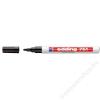 EDDING Lakkmarker, 1-2 mm, EDDING 751, fekete (TED751021)