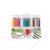 ICO Filctoll készlet, 1 mm, ICO Süni 300, 18 különböző szín (TIC30018V)
