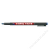 EDDING Alkoholos marker, OHP, 1 mm, EDDING 143 B, kék (TED143K)
