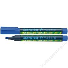 SCHNEIDER Tábla- és flipchart marker, 1-3 mm, kúpos, SCHNEIDER Maxx Eco, kék (TSCMAX110K) filctoll, marker
