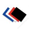 FELLOWES Hátlap, A4, 270 g, vászonhatású, FELLOWES Linen, fekete (IFW56814)