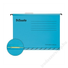ESSELTE Függőmappa, gyorsfűzős, újrahasznosított, karton, A4, , ESSELTE Pendaflex, kék (E93130)