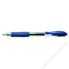 Pilot Zseléstoll, 0,32 mm, nyomógombos, PILOT G-2, kék (PG2ZSK) toll