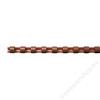 FELLOWES Spirál, műanyag, 6 mm, 10-20 lap, FELLOWES, piros (IFW53452)