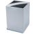 PMP Írószertartó, 2 részes, szögletes, PMP P1025X, ezüst gyártói cikkszám:C2, IP1025X1