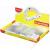 MAPED Szögmérő,műanyag 180*-os kínáló dobozos MAPED