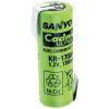 Conrad Sanyo NiCd forrfüles Sub-C akkumulátor 1.2V 1700mAh