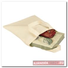Vász. táska, kicsi, röv. f.,23x26cm, nat