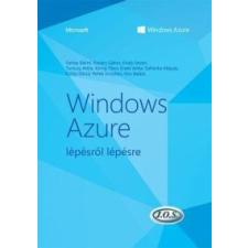 Farkas Bálint, Kovács Gábor, Király István, Turóczy Attila Windows Azure lépésről lépésre informatika, számítástechnika
