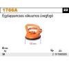 Beta 1766A egytappancsos vákuumos üvegfogó fogó