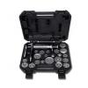 Beta 1471M/C22 Levegős tárcsafékdugattyú szerelő szerszám, jobb- és balmenetes, tartozékkal