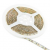 Whitenergy |5m|3528|120db/m|9.6W/m|6000K|vízálló, h.fehér LED szalag