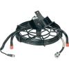 Voltcraft Endoszkóp kamera ∅ 28 mm x 25 m, VOLTCRAFT BS-1000T-hez, nagyon flexibilitású