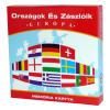 fajáték Memóriakártya - Országok és Zászlóik (Európa)