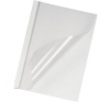 Conrad GBC ThermaBind Standard hőkötő borító, gerincvastagság: 6 mm, lapkapacitás 50 lap, kiszerelés: 100 db, GBC IB370045 spirálozó gép