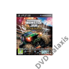 Activision Monster Jam: Path of Destruction+Kormánykerék /Ps3