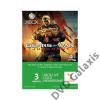 Microsoft Game Studios Xbox Live Gold 3+1 hónapos feltöltő kártya /X360