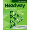 NEW HEADWAY BEGINNER 4E WITH KEY & ICHECKER CD-ROM PACK
