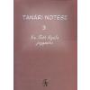 JAM AUDIO TANÁRI NOTESZ 3. - SZ. TÓTH GYULA JEGYZETEI