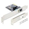 DELOCK PCI Express Card > 1 x Gigabit LAN 89357
