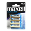 Maxell Alkaline AAA elem LR3 (4)