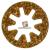 Flambeau Inc. Duncan Brake Pad, 8db