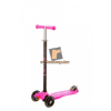 Micro Mobility System Maxi Micro Roller T kormány, Pink