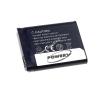 Powery Utángyártott akku Samsung PL170 digitális fényképező akkumulátor