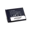 Powery Utángyártott akku Samsung típus BP70A