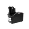 Powery Utángyártott akku Bosch fúrógép GBM 9.6VES-3 NiCd