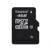 Kingston microSDHC 4GB Class 10