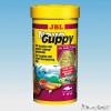 JBL NovoGuppy guppi és elevenszülő főeleség, 250ml