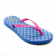 Havaianas SLIM FRESH L LIGHT BLUE