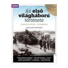 AZ ELSŐ VILÁGHÁBORÚ TÖRTÉNETE SZARAJEVÓTÓL TRIANONIG - A BBC HISTORY KÜLÖNSZÁMA - DVD-MELLÉKLETTEL történelem