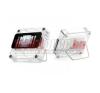 GRIFFIN iPhone 4/4S műanyag hangszóró tok,Átlátszó tok és táska