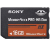 Sony Memory Stick Pro-HG Duo 16GB memóriakártya