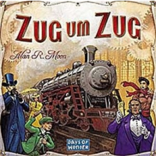 Days of Wonder Ticket to Ride (Zug um Zug ) társasjáték
